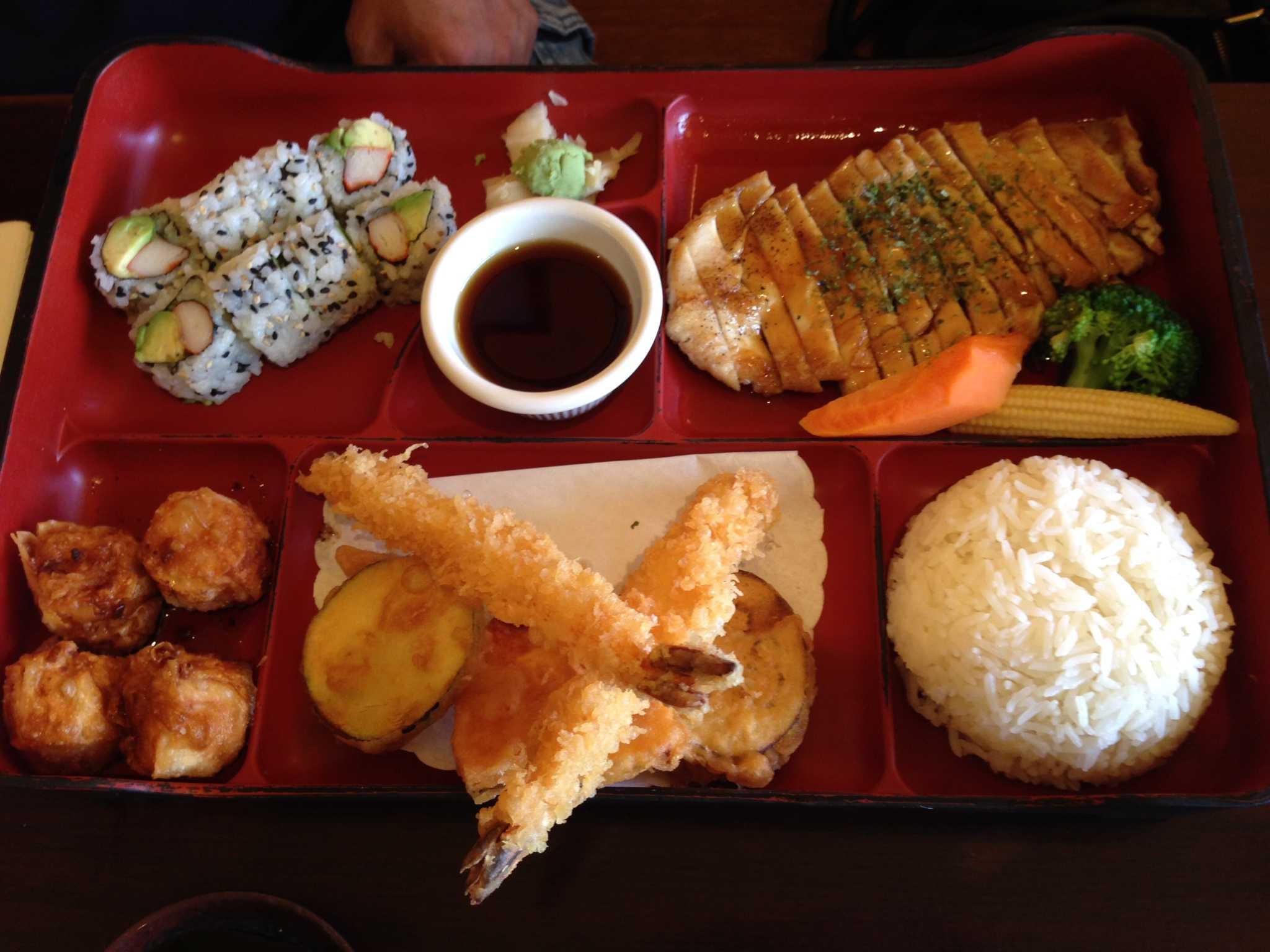 Get deserted on Sushi Island
