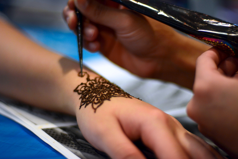 Hennafest shares artwork and culture